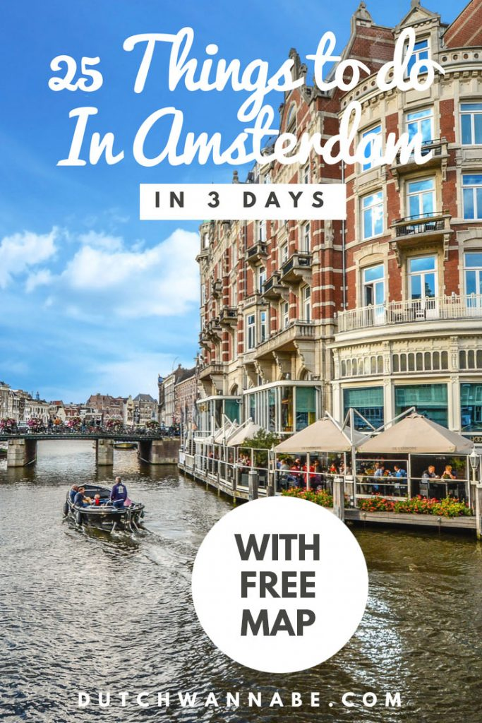 3 day amsterdam itinerary for first time visitors dutch wannabe this 3 day amsterdam itinerary is perfect for first time visitors it contains 25 solutioingenieria Gallery