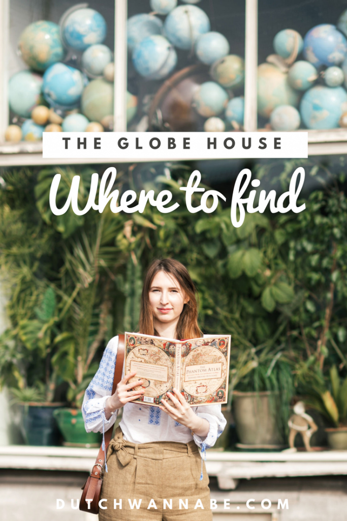 Click here to read my review of The Phantom Atlas and an inspired photoshoot by a Globe House in Amsterdam.