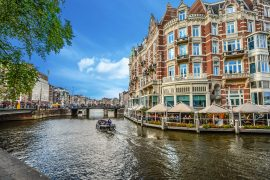 Travel Itinerary Amsterdam
