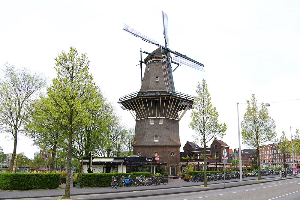3 Day Amsterdam Itinerary visit the beer brewery Brouwerij 't Ij