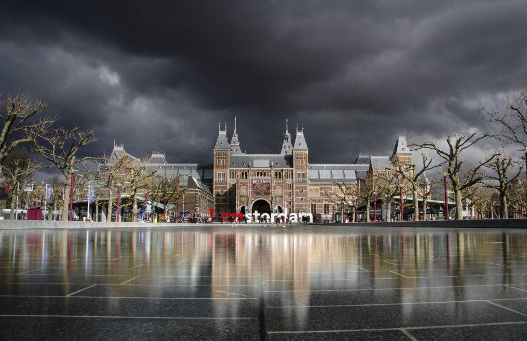 3 Day Amsterdam Itinerary Rijksmuseum