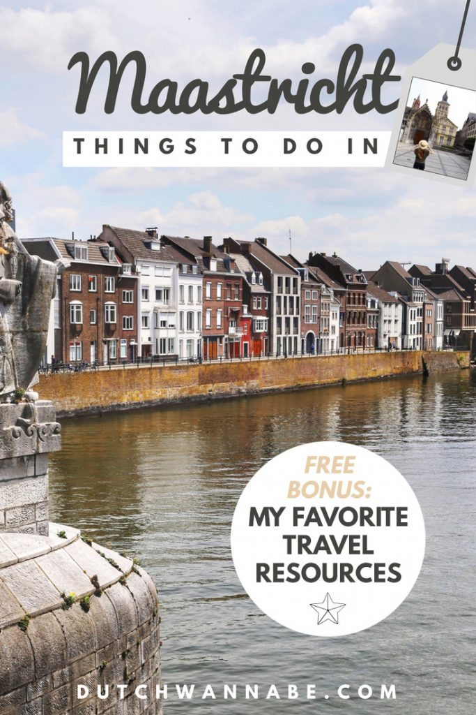Complete city guide to Maastricht with things to in Maastricht in 24 hours + Free Trip Planning Resources for The Netherlands!