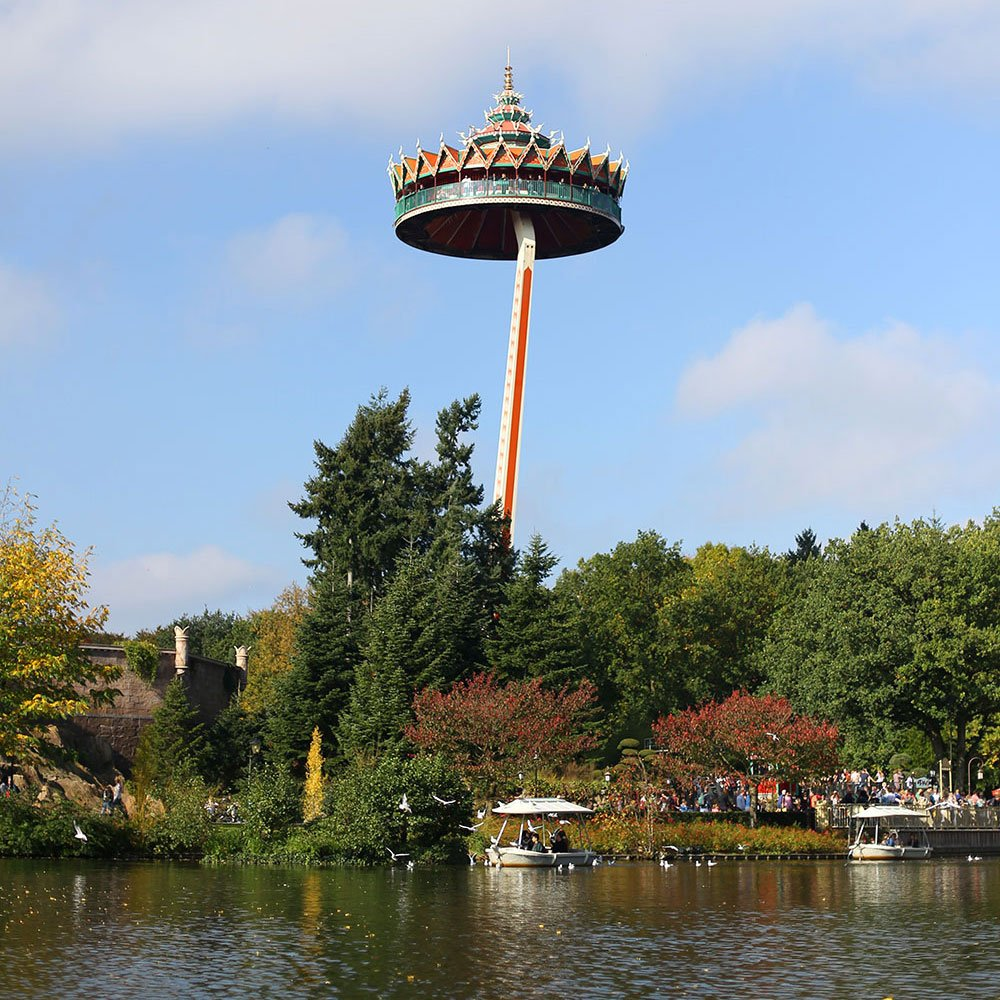 From Amsterdam To Efteling Theme Park Guide