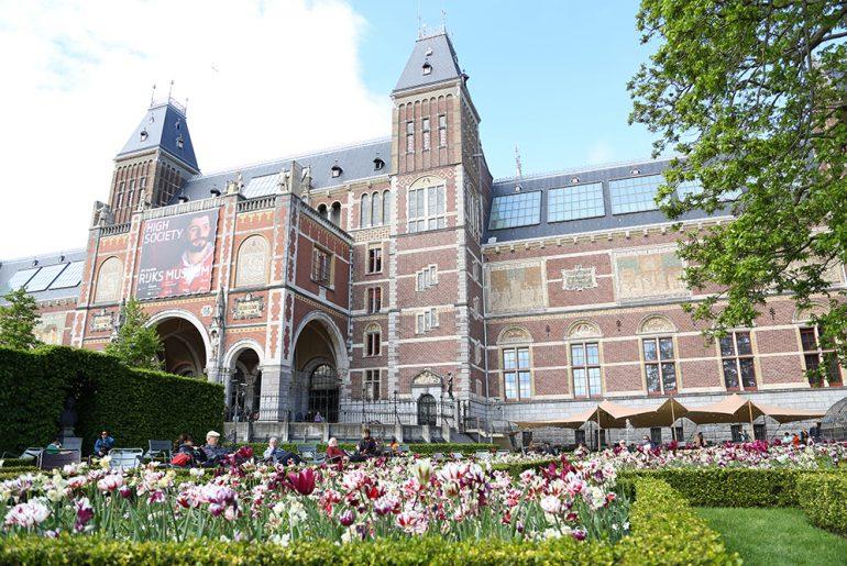 Instagrammable Amsterdam spots