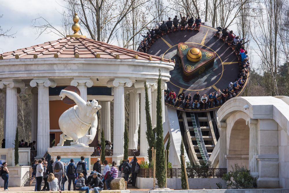 Best amusement parks in Europe: Parc Asterix