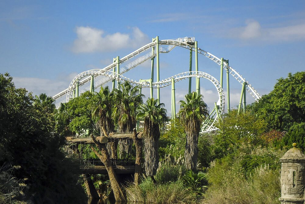 Isla Magica Top amusement parks in europe