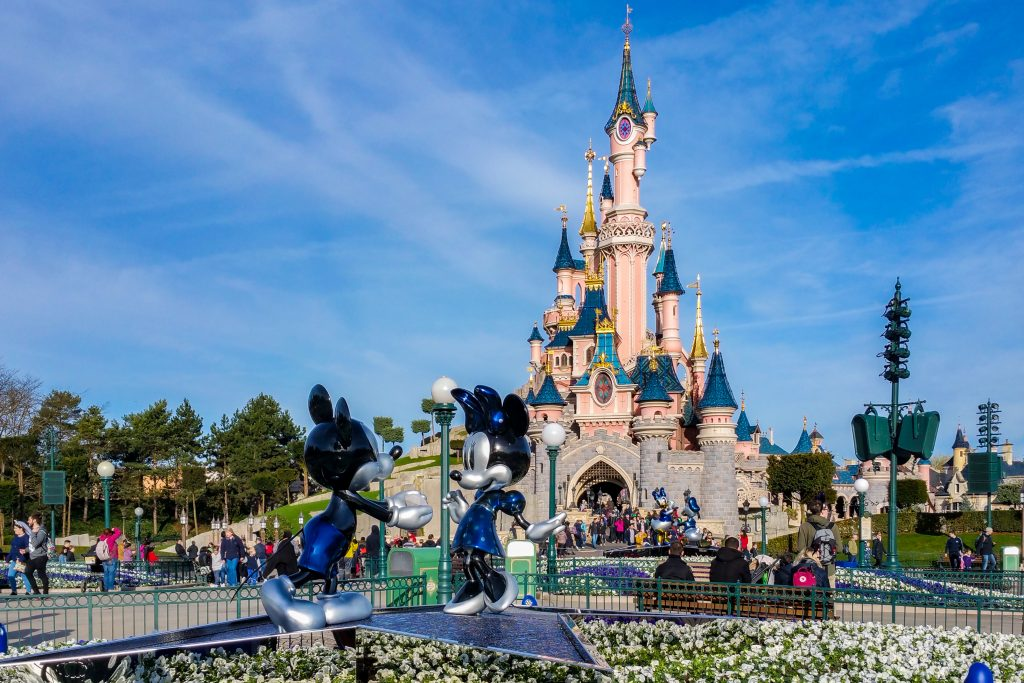 Disneyland Paris: best theme parks in Europe