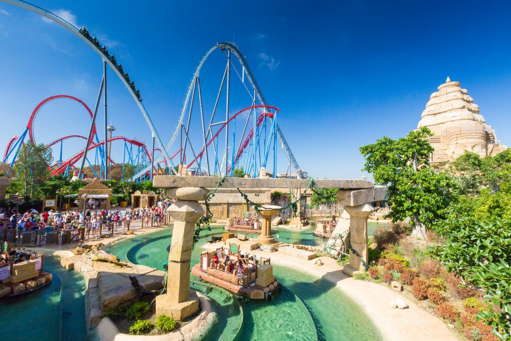 Best theme parks in Europe: Park Aventura Spain
