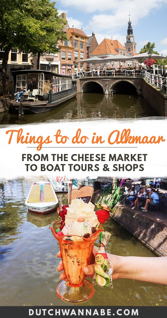 Traditional Cheese Market & Other Things To Do In Alkmaar Netherlands