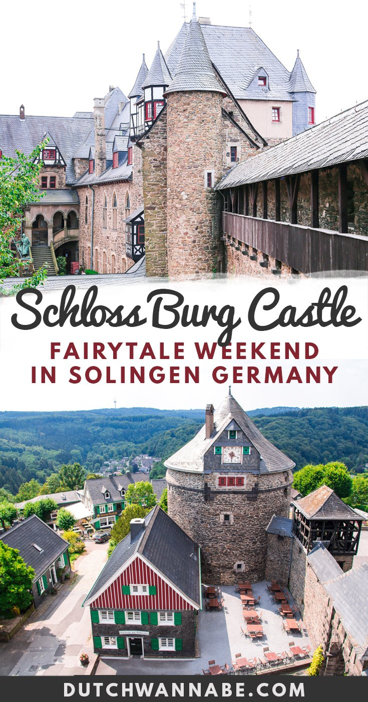 This travel guide to Schloss Burg Solingen castle hs all the information you need for your Castle Burg trip in North Rhein-Westfalia! You will also find a 2 day Solingen itinerary for Gräfrath, Wuppertal and the most notorious activities.