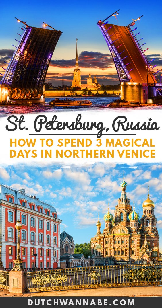 Do you have 3 days to spend in St Petersburg? Discover the best things to do in St. Petersburg Russia: take a canal boat tour, visit the churches and cathedrals, the Hermitage museum and many others. What to see in St Petersburg: Summer Garden, Nevsky Prospekt and more... #russia #travelguide