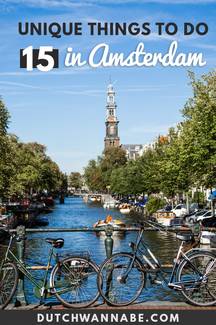 Top unusual activities and unique things to do in Amsterdam for quirky travelers who love off the beaten path discoveries! From Amsterdam high tea to plastic fishing boat tours, this Amsterdam guide will help you find something that will suit your Netherlands itinerary. #europetravel #amsterdam