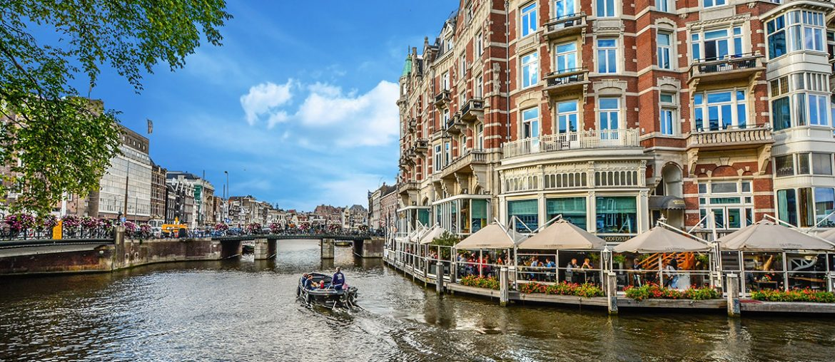 Amsterdam Amstel river: 3 day Amsterdam itinerary