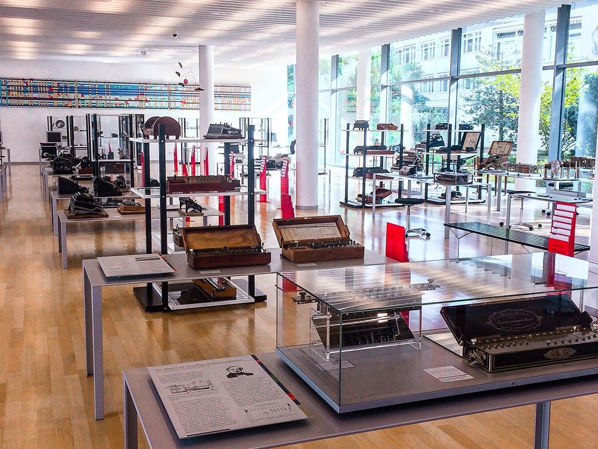 Arithmeum museum in Bonn