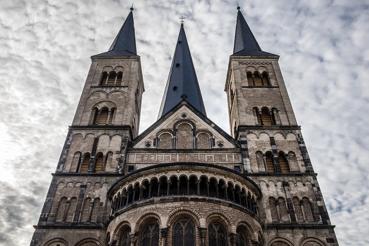 Bonner Munster Church in Bonn