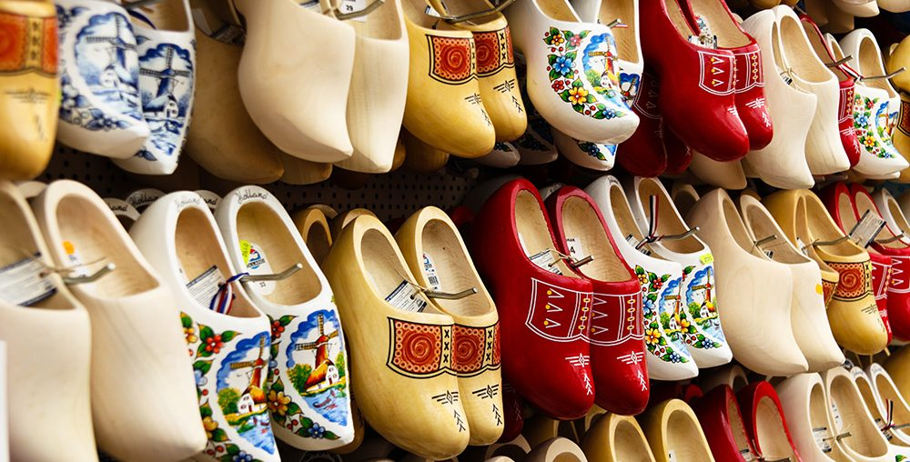 What to buy in Amsterdam: classic Dutch clog souvenirs