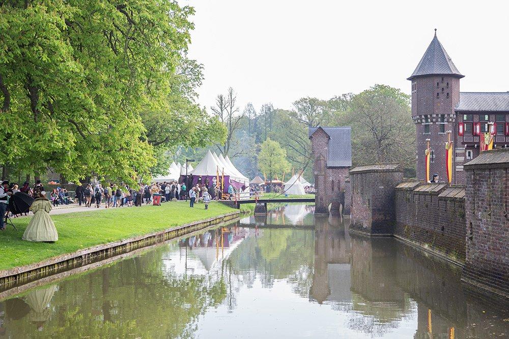 Elfia Haarzuilens fantasy fair in Utrecht