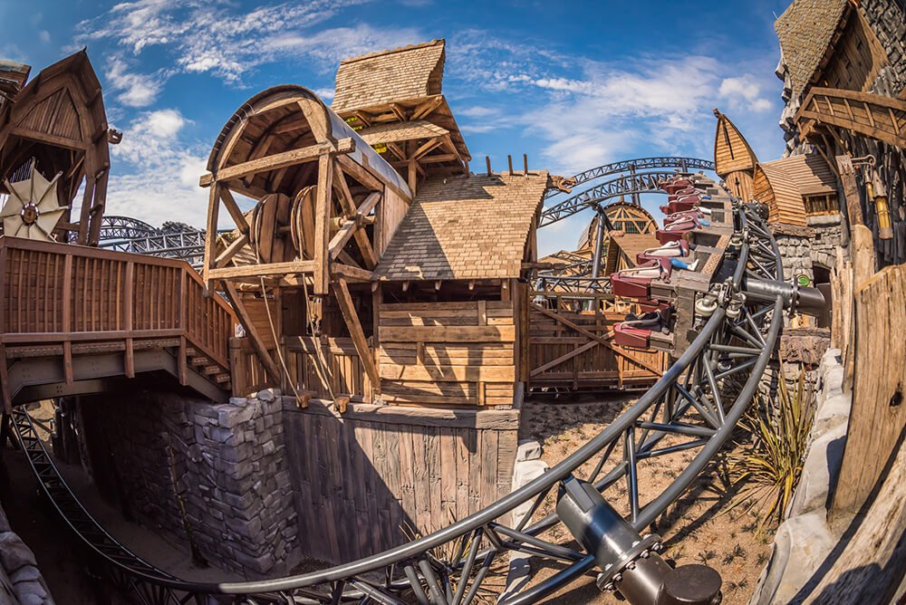 Best theme parks in Europe: Phantasialand