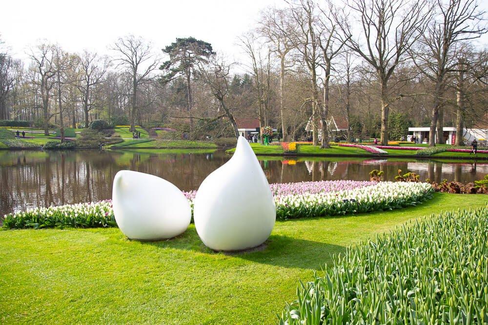 Keukenhof park garden
