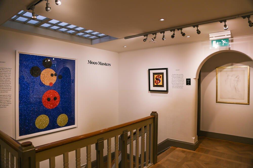 Moco Museum Reviews: Museum interiors