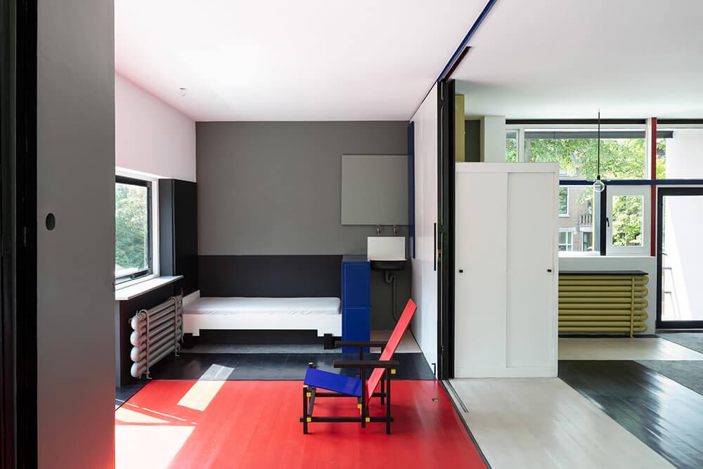 Rietveld Schroeder House Utrecht design