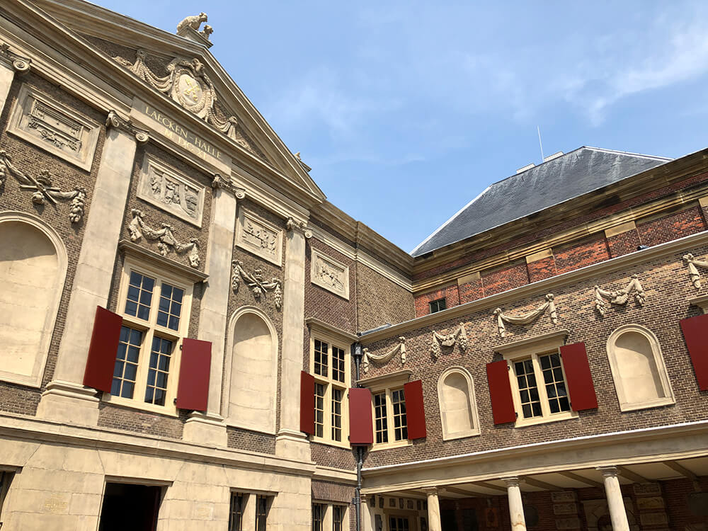 Museum de Lakenhal after restoration work