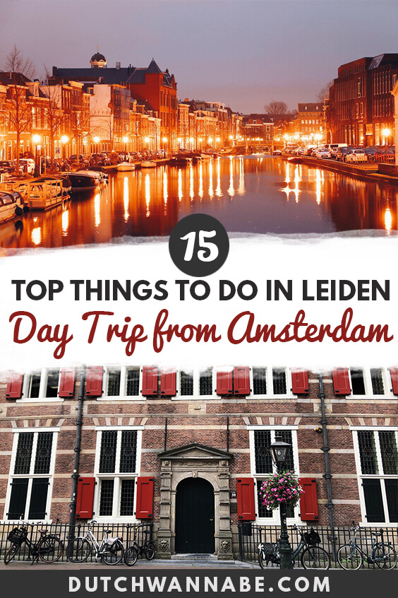 Top things to do in Leiden on a Day Trip from Amsterdam