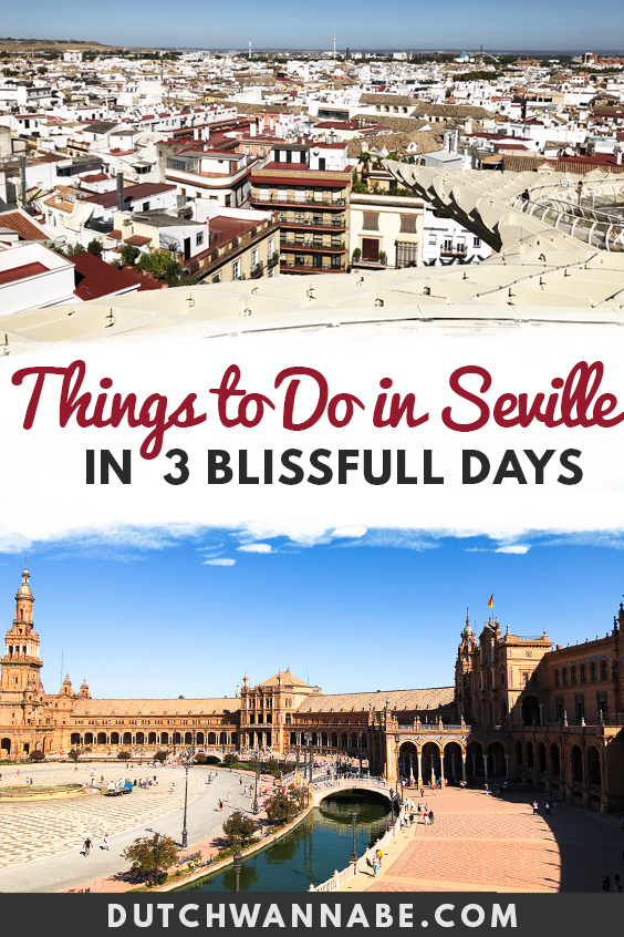 Things to do in Seville in three days including main attractions, Real Alcazar Royal gardens, best places to eat, fun activities and more. 