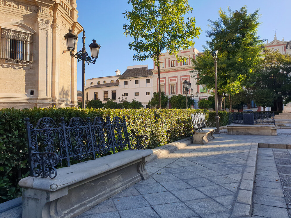 Seville square
