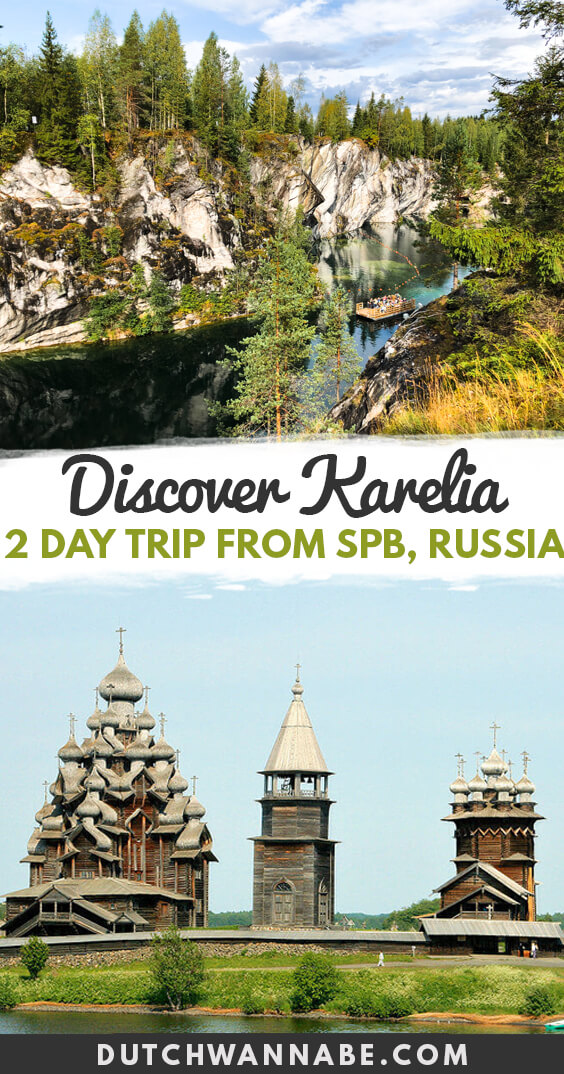 2 Day Trip from St. Petersburg to Ruskeala, Karelia