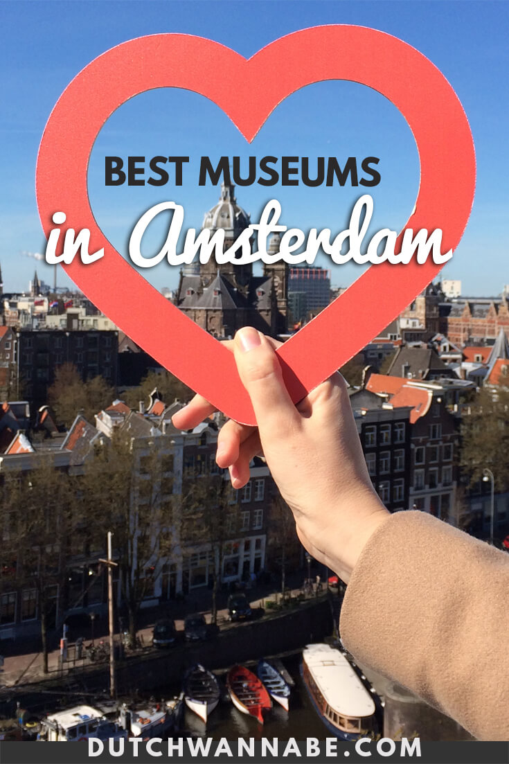 Best Museums in Amsterdam & Why You Should Visit